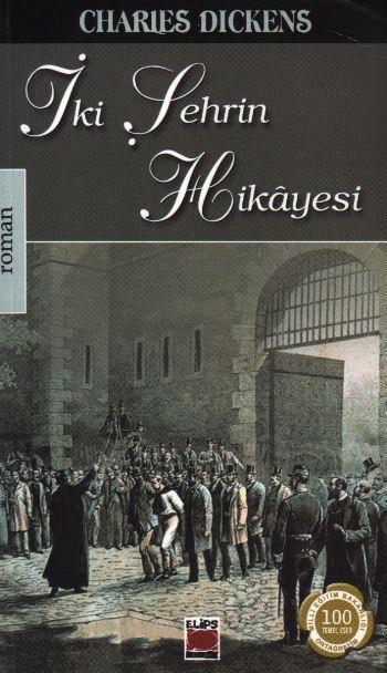"""İKİ ŞEHRİN HİKAYESİ YAZAR:CHARLES DICKENS Tarih:Kasım 2007 Yenişehir/Ankara basımı... Dünya edebiyatının en önemli klasik yapıtlarından biri olan İki Şehrin Hikâyesi,Paris ve Londra arasında gelişen olay kurgusuyla,tarihin en hareketli anlarından birinin,Fransız Devrimi'nin ekseni etrafında biçimlenir.Edebiyat dünyasının """"Dickens'ın en büyük tarihî romanı"""" olarak,yazarın kendisinin ise """"Yazdığım en iyi hikâye"""" diye tanımladıkları yapıt,Fransız Devrimi ile Terör Dönemi kargaşasında…"""