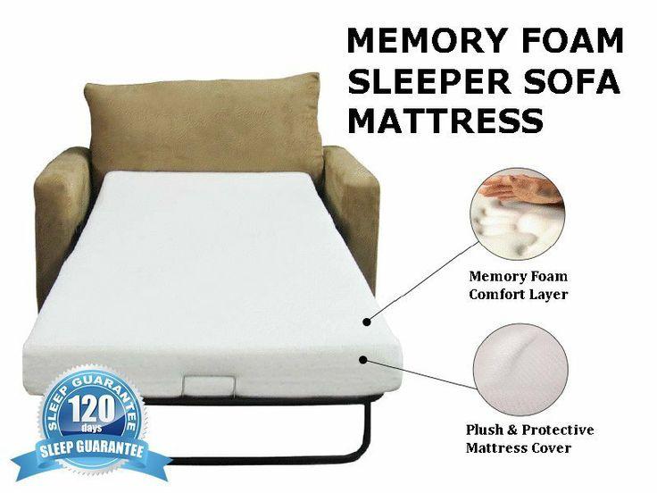 More Affordable Sleeper Sofa Mattress Tempurpedic Memory Foam