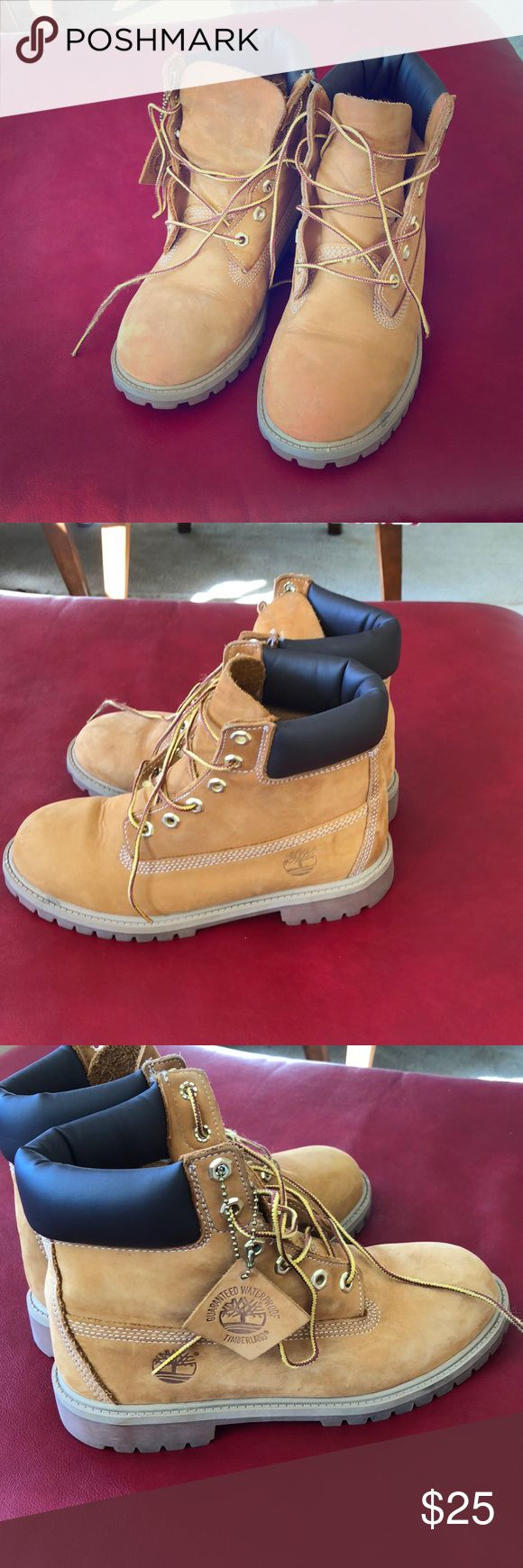 "AUTHENTIC TIMBERLAND 6"" CLASSIC BOOTS Slight creasing Shoes Combat & Moto Boots"