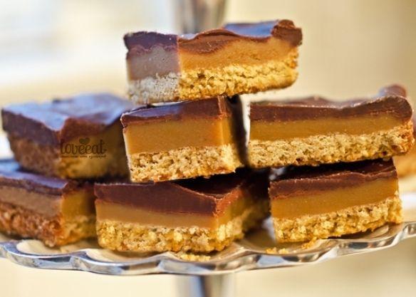 Шортбред - популярное в Англии песочное печенье.  Трехслойное.