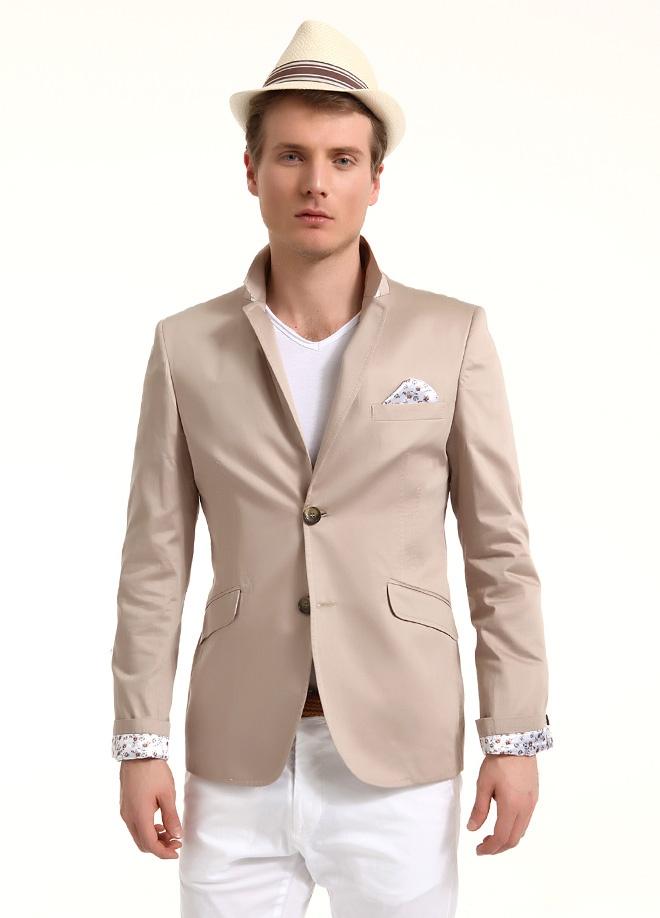 Sateen Men Pamuk saten ceket Markafonide 239,90 TL yerine 119,99 TL! Satın almak için: http://www.markafoni.com/product/3797798/