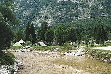 Kamp Klin Slovenia What a great place and campsite!