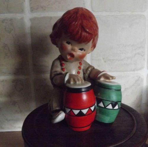 17 Best Images About Figurines Kitsch Retro Ceramic