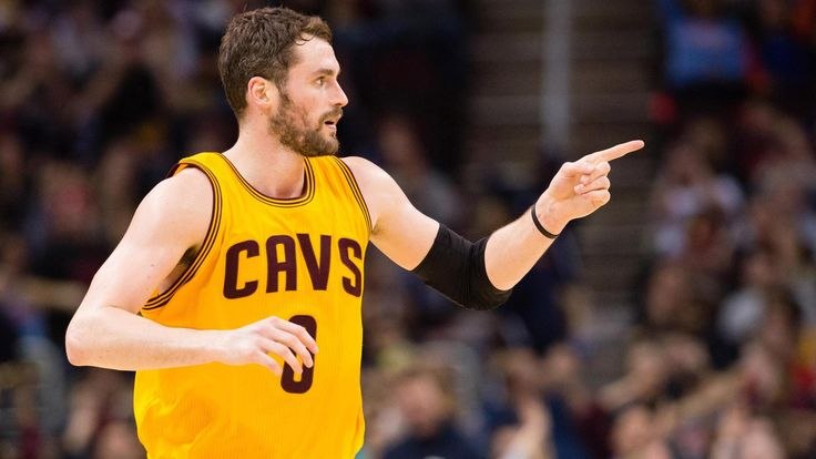 The Cleveland Cavaliers have agreed to re-sign Kevin Love, Tristan Thompson, Iman Shumpert, LeBron James and are still paying Kyrie Irving a huge contract. Description from latinpost.com. I searched for this on bing.com/images