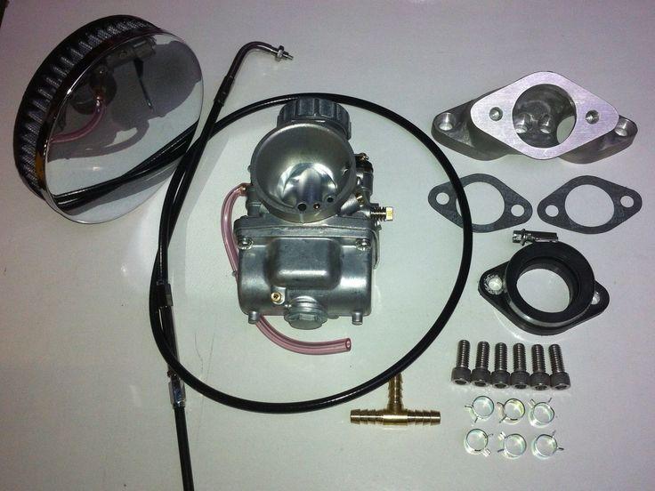 Norton Commando Single Mikuni VM34 Carburettor Kit | eBay
