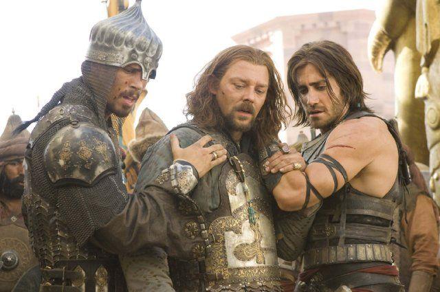 Prince of Persia: The Sands of Time (2010) - Toby Kebbell (Prince Garsiv),  Jake Gyllenhaal (Prince Dastan), & Richard Coyle (Prince Tus)