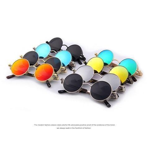 MERRY'S Vintage Round Sunglasses $102.25 CAD