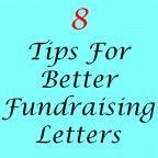 8 Tips For Better Fundraising Letters