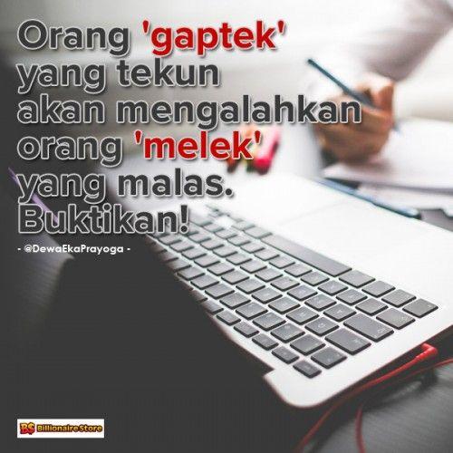 Gaptek vs Melek