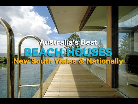 Australia's best beach houses: NSW and Nationally