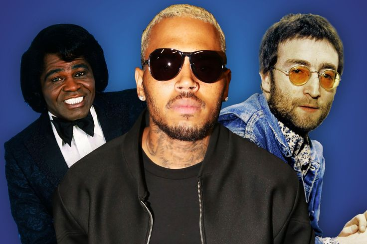We Must Hold Chris Brown—and All Our Music Idols—Accountable for Abusing Women    Brown is just the latest in a long line of women-beaters, from John Lennon and Miles Davis to Ozzy Osbourne and James Brown, who have not been properly judged for their heinous actions.