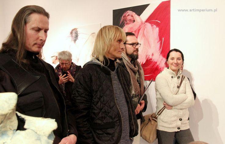 ŚLADY_MŁODZI SZTUKĄ w Galerii DAP Warszawa 19 luty – 3 marca Fot. Jola Michalak http://artimperium.pl/wiadomosci/pokaz/497,sladymlodzi-sztuka-w-galerii-dap#.VOi-pvmG-Sp