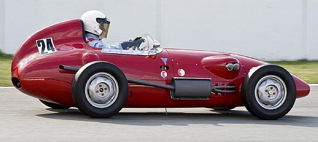 1960 Lancia Dagrada Formula Junior