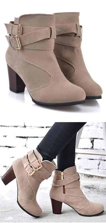 17 Best ideas about Ankle Boots on Pinterest | Shoes boots ankle ...