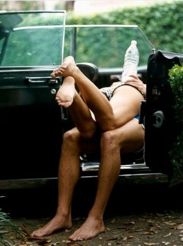 Anywhere is good. Book, 14 Days of Foreplay www.14daysforeplay.com