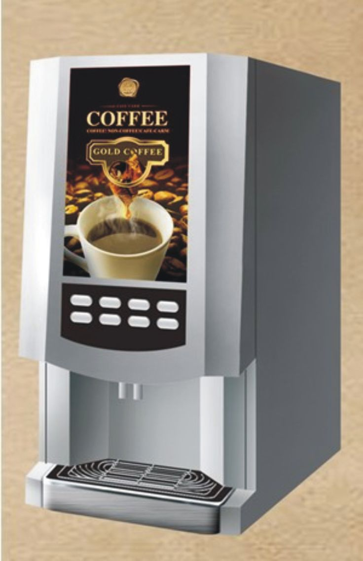 Coffee Vending Machine Office Coffee Service Business