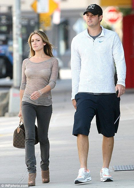 Cavallari has been linked to Chicago Bears quarterback, Jay Cutler, since the couple were spotted making out together in August