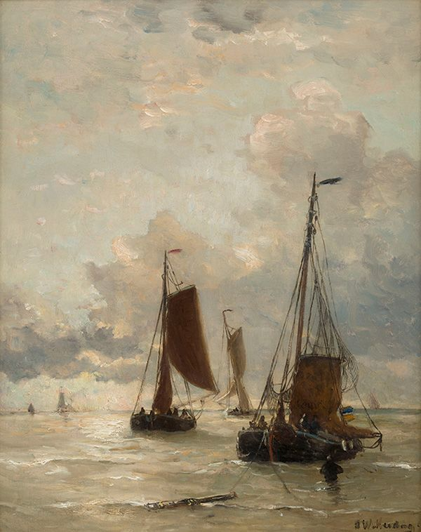 Mesdag, Hendrik Willem (1831-1915)