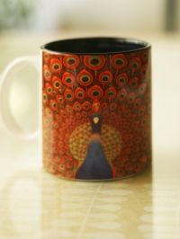 Buy Peacock Mug