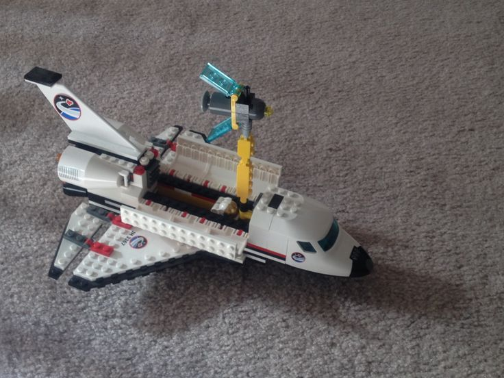 lego space shuttle 3367 instructions