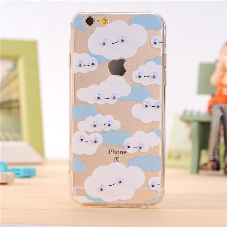 2016 Fashion 3D Eye Phone Capa Para Fundas Cover Case For Apple iPhone 4 4S 5 5S 5SE 6 6S Plus Silicone Soft TPU Sleeve Shell