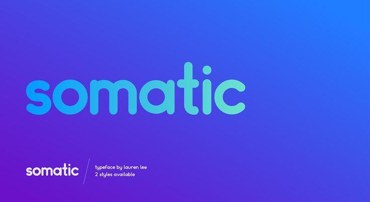 Somatic - Free Font