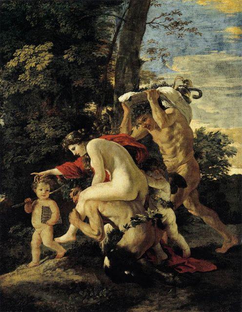 Bακχική σκηνή (1627)
