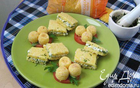 Полента   Кулинарные рецепты от «Едим дома!»