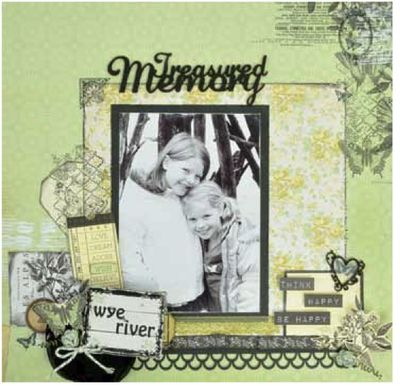 Treasured Moment - Scrapbook.com