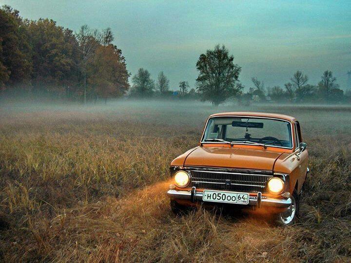 100% 1969-82 IZH Moskvich 412