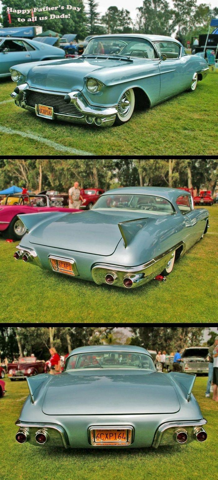 ('57 Cadillac Coupe Eldorado)