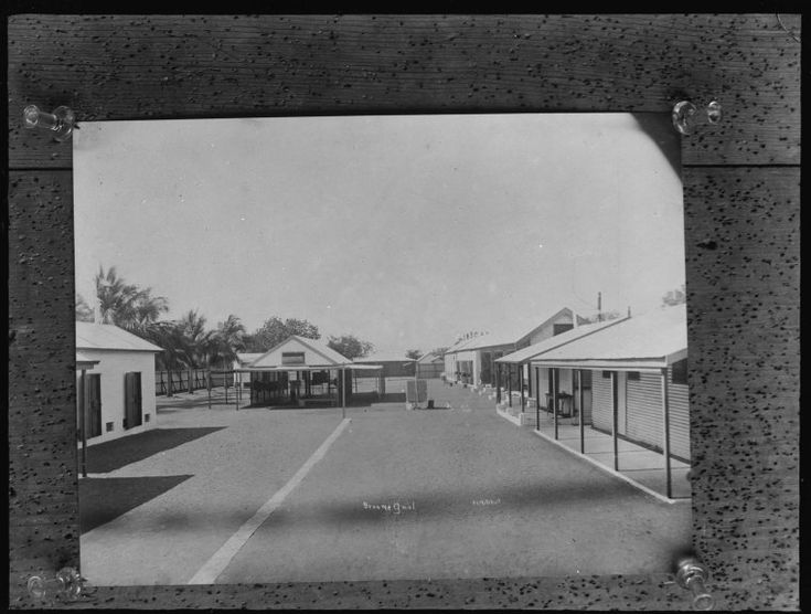 014779PD: Broome Gaol, 1910-1911  https://encore.slwa.wa.gov.au/iii/encore/record/C__Rb2944239