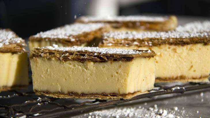 Vanilla slice.