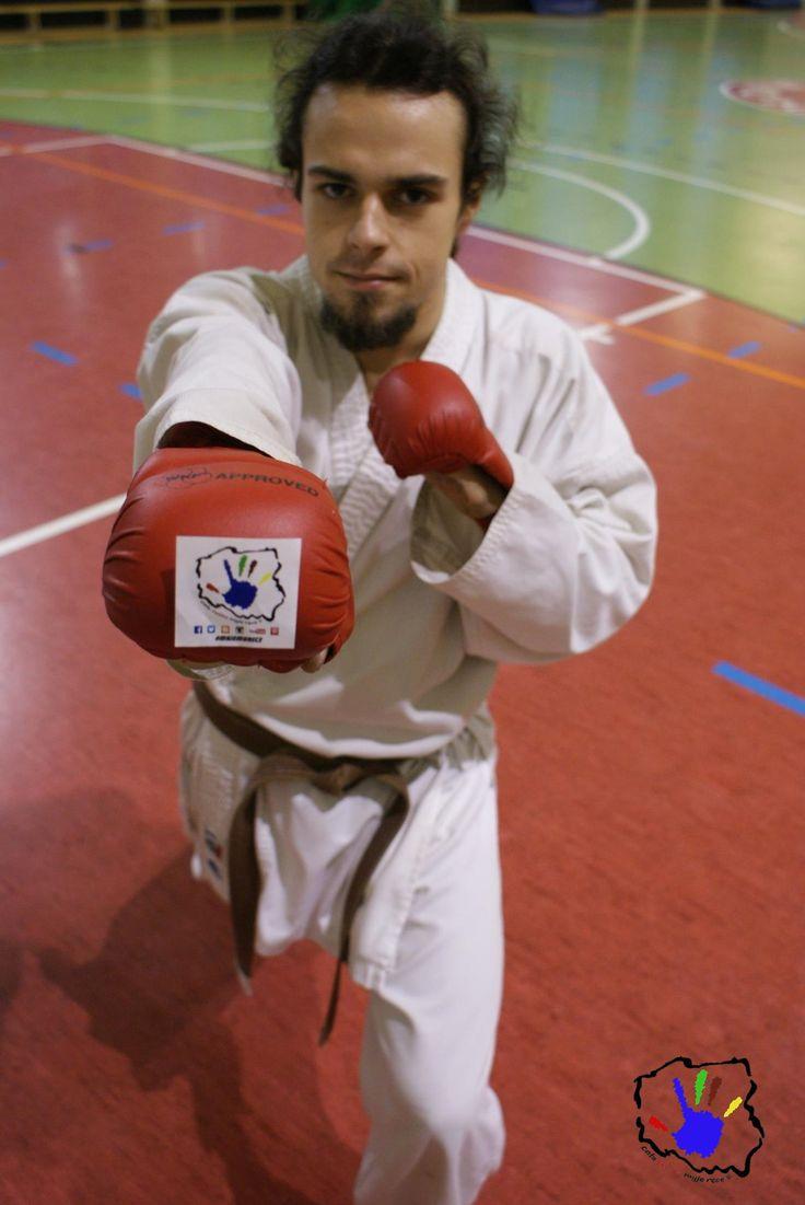 Członkowie Uczniowskiego Klubu Sportowego SATORI również przyłączyli się do naszej akcji!