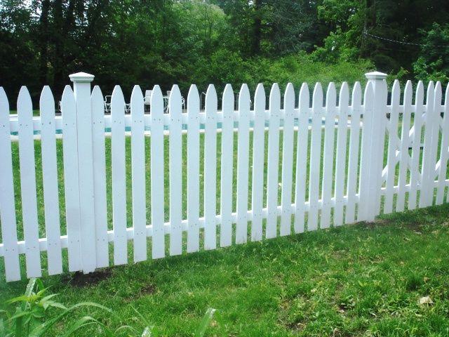 White Picket Fence   W...