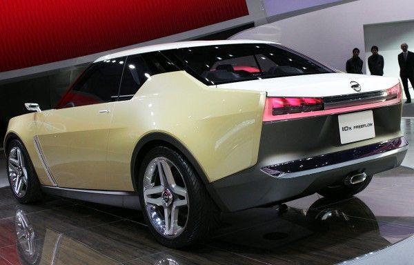 2013 Nissan IDx Freeflow Luxury Cars 600x384  2013 Nissan IDx Freeflow Complete with Images & Video