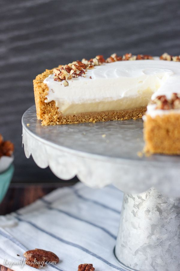 What is a recipe for Amish butterscotch pie?