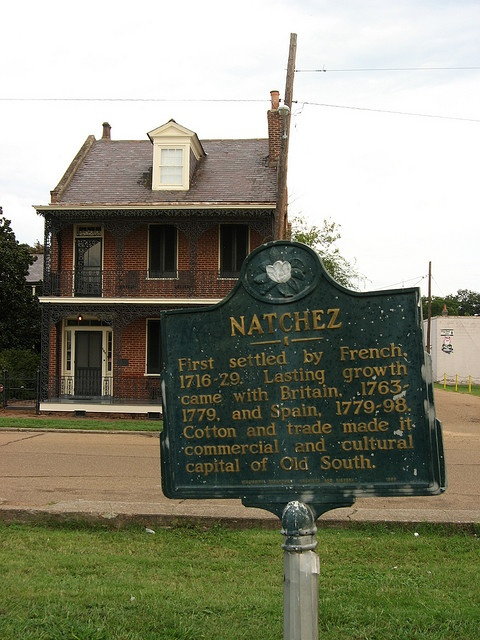 Natchez, Mississippi: