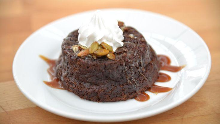 Amanda's Hot Chocolate Lava Cakes Recipe | The Great American Baking Show