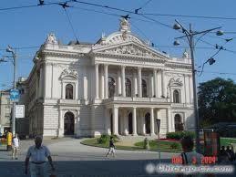 Mahenovo divadlo - Brno - česká republika