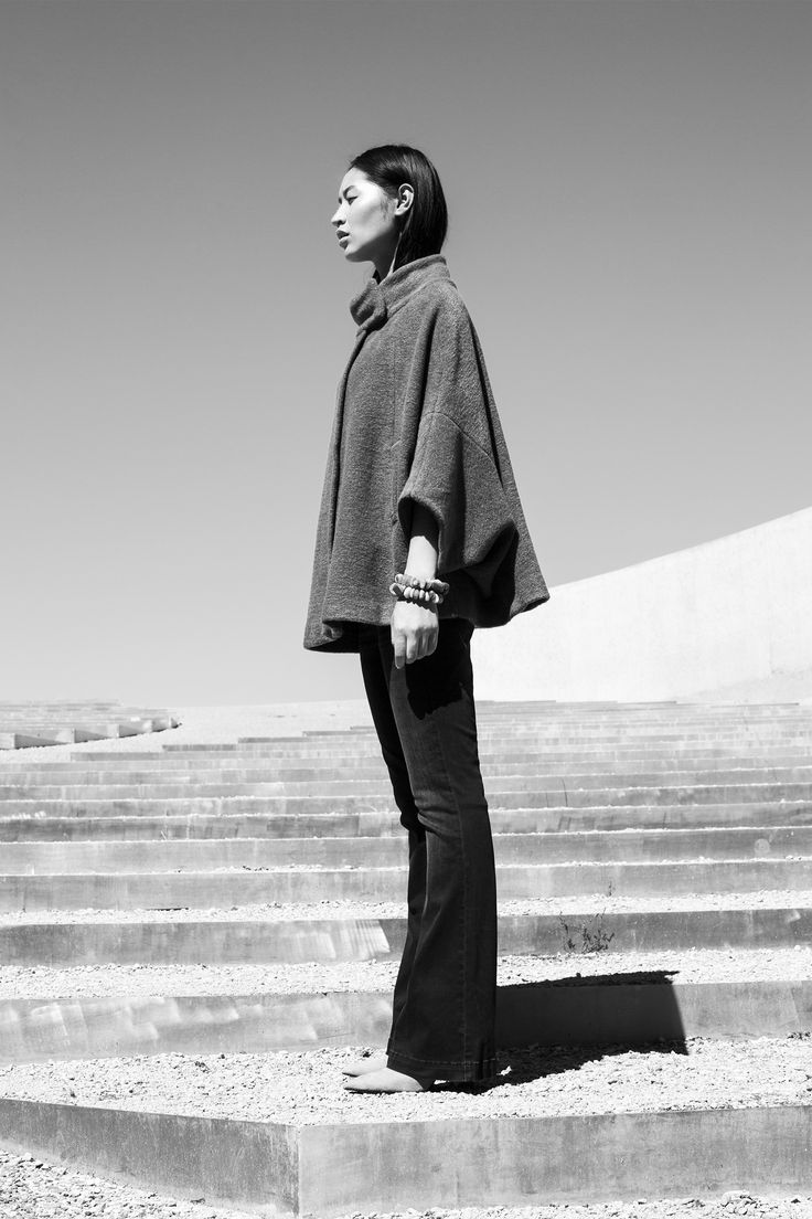 Nordic Light | Fashion | Photography | Black | White | Collection