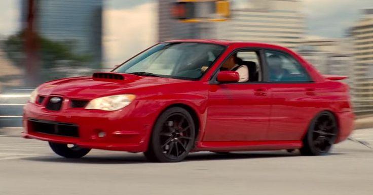 Baby Driver Subaru WRX Sells For $69,100 #ebay #Movie_Cars