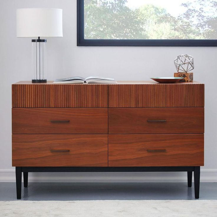 Reede 6-Drawer Chest