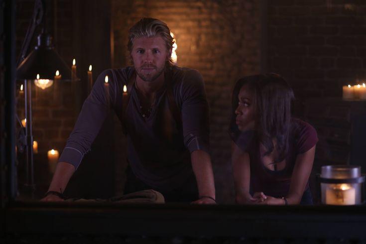 Nick & Abbie plot to capture a demon. Watch Sleepy Hollow every MONDAY 9/8c, on FOX!