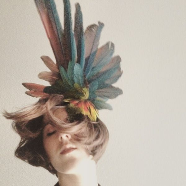 BY JESSICA FORTIN #millinery #hats #HatAcademy