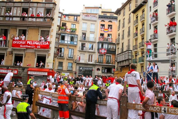 Planning a last minute trip to Pamplona for Running of the Bulls
