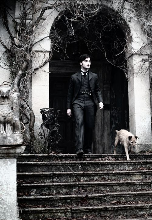 Daniel Radcliffe in Woman in Black