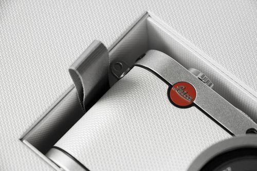 Leica X2 Edition Fedrigoni: The Paper Skin via @The Dieline