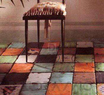 #tiles #interior #design Напольная плитка Ecoceramica Collezioni D'autore, ECI20W