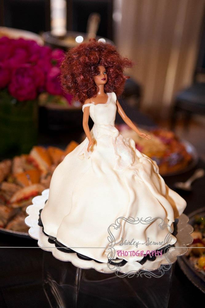Shirley Serure Photography Pics Shirleyserure Barbie Doll Cake On The Wedding
